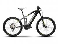 Haibike FullSeven 6 2021, urban grey/black