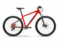 Haibike Seet 9 27,5 2021, red/cool grey