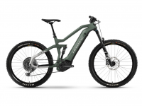 Haibike AllMtn 6 2021, bamboo/cool grey matte