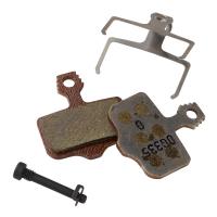 Brzdové platničky AVID organika/hliník
