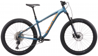 "KONA Big Honzo DL 27,5"" 2021 blue/orange"