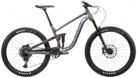 KONA Process 134 DL 27.5  2021 gray/blue