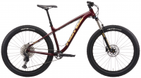 "KONA Big Honzo 27,5"" 2021 red/camel"