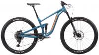 KONA Process 134 AL/DL 29  2021 blue/orange