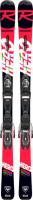 ROSSIGNOL Hero Jr 130-150 Xpress Jr + Xpress 7 GW B83 20/21, black