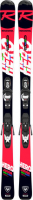 ROSSIGNOL Hero Jr 100-130 Kid-X + Kid 4 GW B76 20/21, black, 100cm