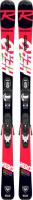 ROSSIGNOL Hero Jr 100-130 Kid-X + Kid 4 GW B76 20/21, black