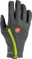 Zimné rukavice Castelli 20533 MORTIROLO, tmavá šedá