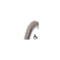 Plášť MPB 24x1 3/8, 540x37, sivý