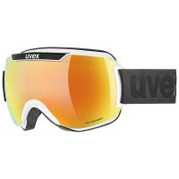 uvex downhill 2000 CV white black/mirror orange S2