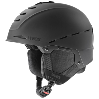 uvex legend black mat 55-59 cm