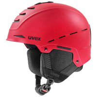 uvex legend red mat 55-59 cm