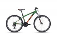 """CTM Terrano 1.0 26"""" 2021, matná zelená/reflexná oranžová"""