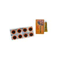 Lepenie, fľaky okrúhle 48 ks, priemer 25 mm