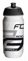 FORCE fľaša SAVIOR ULTRA 0,75 l, bielo-šedo-čierna