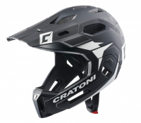 Cykl.helma Cratoni C-Maniac 2.0MX (MTB), Black