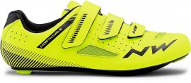 Tretry NORTHWAVE Core, yellow fluo/black, 43.5