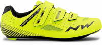 Tretry NORTHWAVE Core, yellow fluo/black