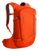 Batoh Ortovox Cross Rider 22, Burning Orange