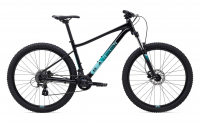 "Marin WILDCAT TRAIL WFG 3 27.5"" 2021, gloss black/dark teal/light teal, M"
