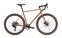 Marin NICASIO+ 650B 2021, satin tan/black, 60