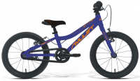 "AMULET Mini SuperLite 16"" 2021, dark blue metalic/orange shiny"