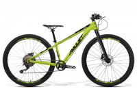 """AMULET Youngster carbon 1.10 27.5"""" 2021, green fluo matt/black matt"""
