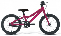 "AMULET Mini SuperLite 16"" 2021, dark pink metalic/pink shiny"