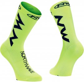 NORTHWAVE Extreme Air, yellow fluo/black