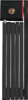ABUS BORDO UGRIP 5700K/80 Black SH