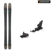 Skialpinistický set Rossignol SKY 7 HD 19/20, 180 + viazanie Marker Kingpin MWerks 12 (100-125)