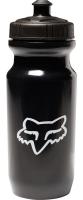 Fox Head Base Water Bottle, black, 650 ml