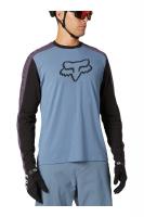 Fox Ranger Dr Ls Jersey, matte blue