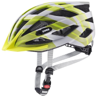 uvex air wing cc grey-lime mat 52-57 cm