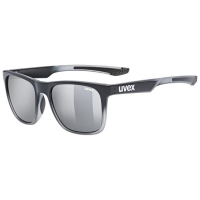 UVEX LGL 42, black transparent, S3