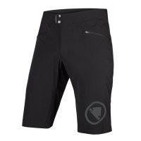 ENDURA SINGLETRACK LITE SHORT (REGULAR FIT), Black