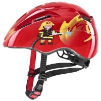 UVEX KID 2, red fireman 46 - 52 cm