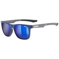 UVEX LGL 42, blue grey mat, S3