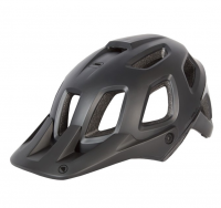 ENDURA SINGLETRACK HELMET II, Black