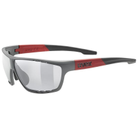 UVEX SPORTSTYLE 706, grey mat red, S3