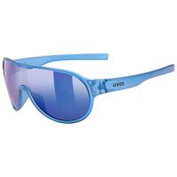 UVEX SPORTSTYLE 512, blue transparent, S3