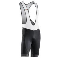 Northwave Origin Bibshort, black/white