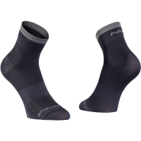 Northwave Origin High Sock, black/dark grey