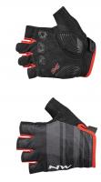 Northwave Active Short Finger Glove, siena/orange