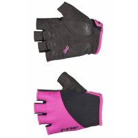 Northwave Fast Woman Short Finger Glove, fucshia/black