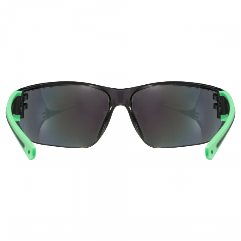 UVEX sportstyle 204, black green, (S3)-994419