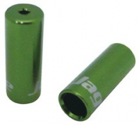 BOT112EJ koncovka utesnená 4,5mm, Al, zelená