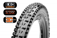 Plášť MAXXIS High Roller II 27.5 x 2.60, WT kevlar EXO TR, 120 TPI, 3C Maxx Terra