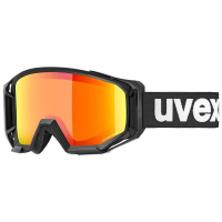 UVEX ATHLETIC CV, black mat/orange - cv orange