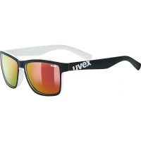 UVEX LGL 39, black mat white, S3